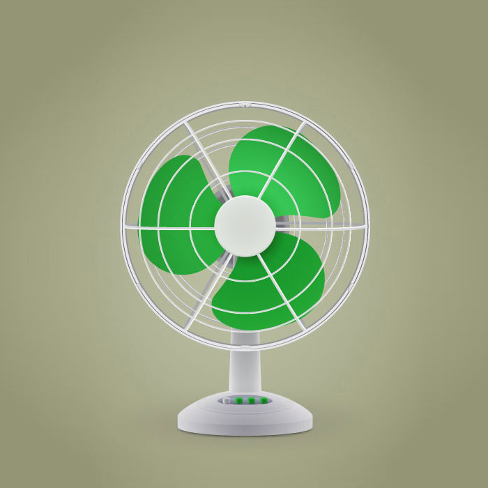 Create-an-Electric-Fan-in-Adobe-Illustrator