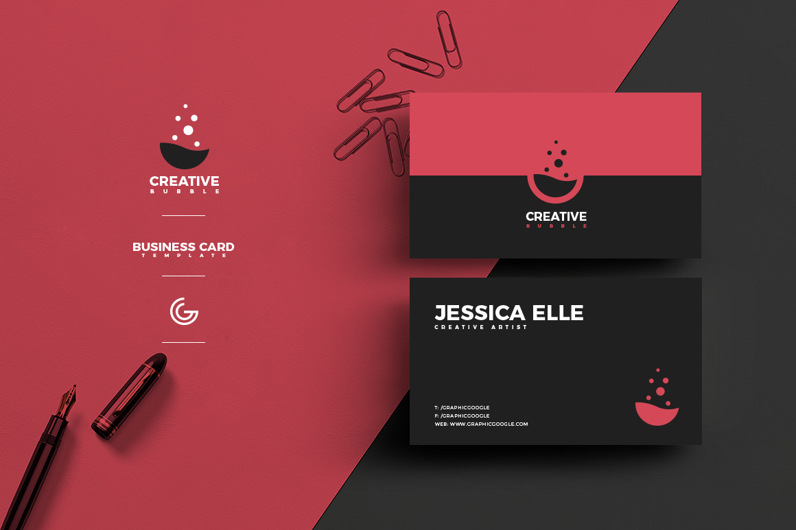 Free-Creative-Flat-Business-Card-Design-Template-For-Designers-2018