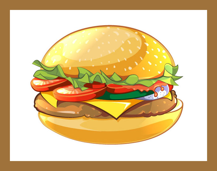 How-to-Create-Cartoon-Style-Vector-Burger-in-Adobe-Illustrator