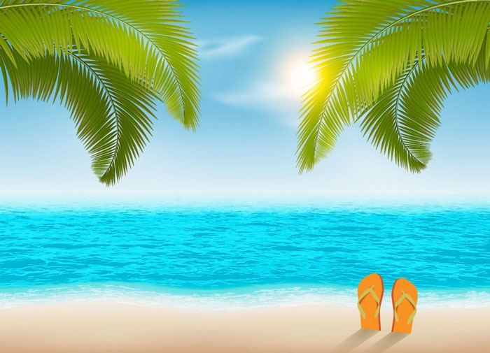 How-to-Create-a-Vacation-Beach-Background-in-Adobe-Illustrator