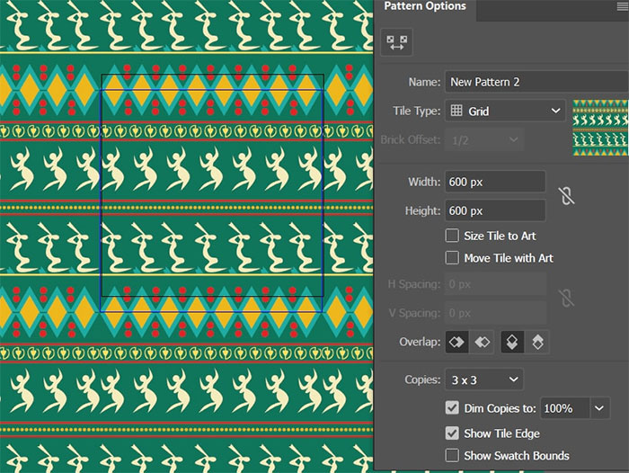 How-to-Create-an-African-Celebratory-Pattern-in-Adobe-Illustrator