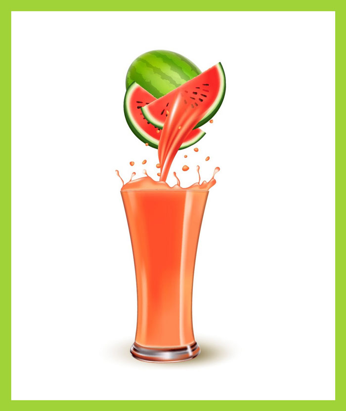 How-to-Draw-a-Watermelon-and-a-Glass-of-Juice-in-Adobe-Illustrator