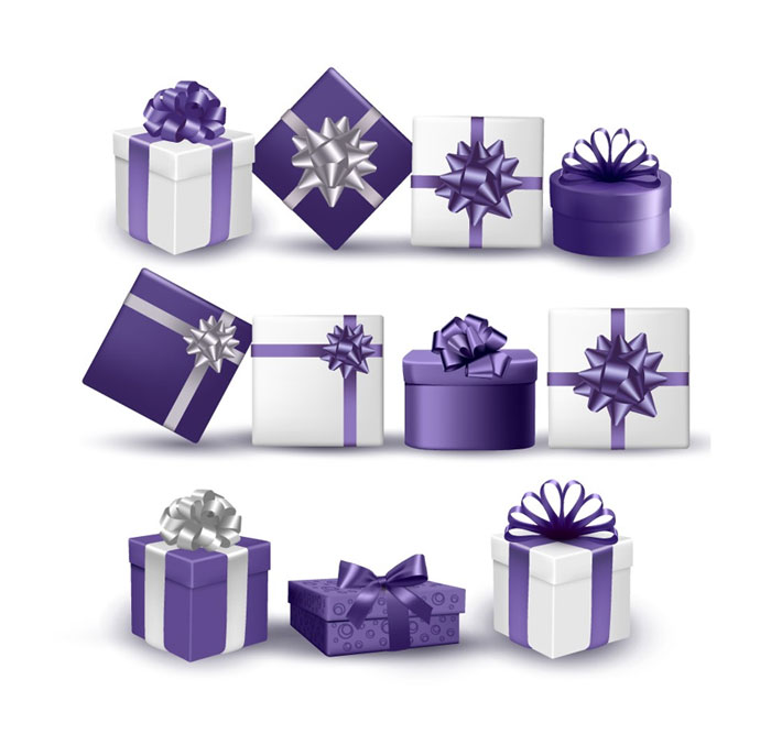 How-to-Draw-an-Ultra-Violet-Collection-of-Presents-in-Adobe-Illustrator