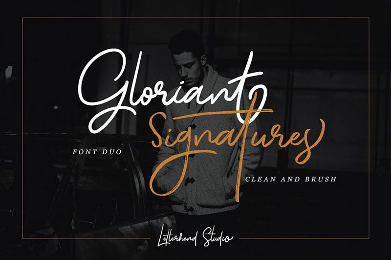 04-Gloriant-Brush-Font-2018-0