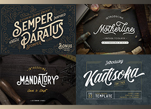 120+ Best Fonts For All Creative Artists & Designers 2018