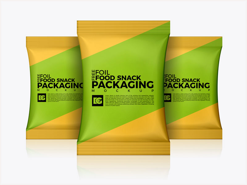 Free-Foil-Food-Snack-Packaging-Mockup