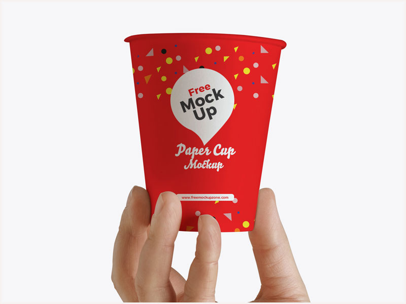 Free-Hand-Up-Holding-Paper-Cup-Mockup