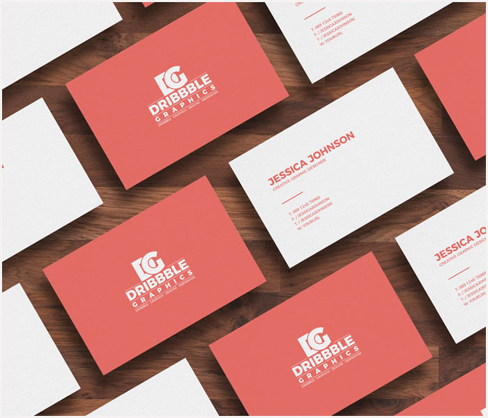 Free-Isolated-Business-Card-Mockup