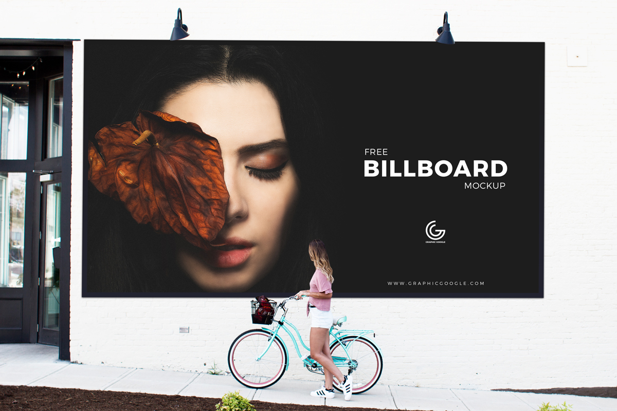 Free-Outdoor-Girl-Watching-Billboard-Mockup-PSD