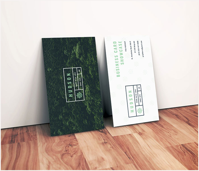 Free-Realistic-Business-Card-Mockup
