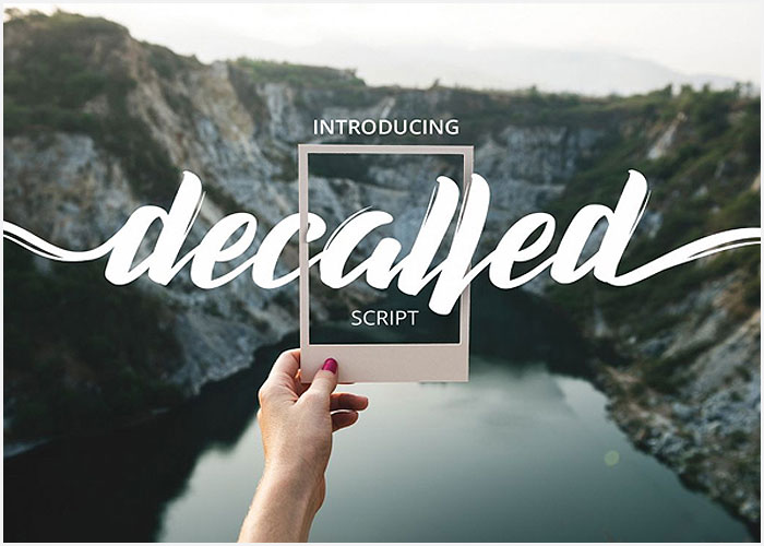 Free-Decalled-Script-Font-11