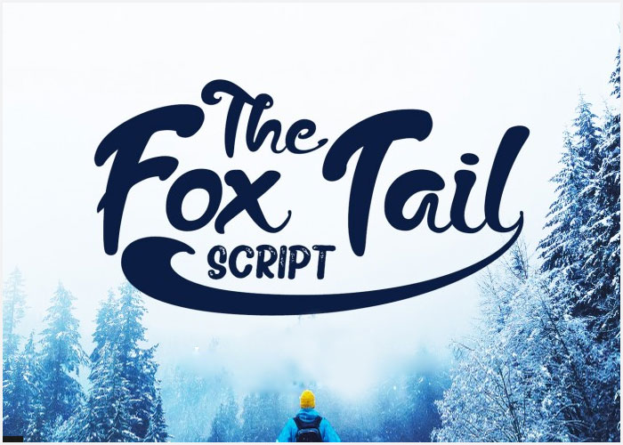 Free-Fox-Tail-Fun-Logotype-Brush-12
