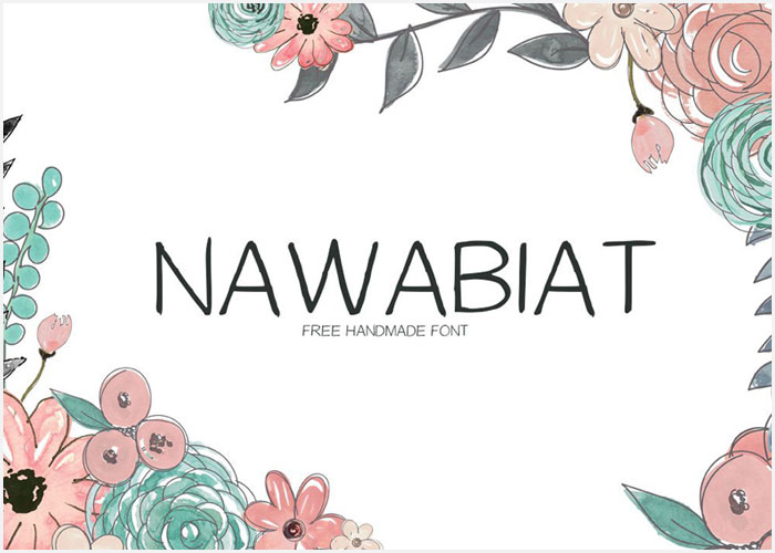Free-Nawabiat-Handwriting-Font-7
