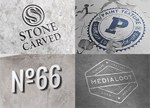 40 Free High Quality Logo Mockup PSD Files For Logo Branding