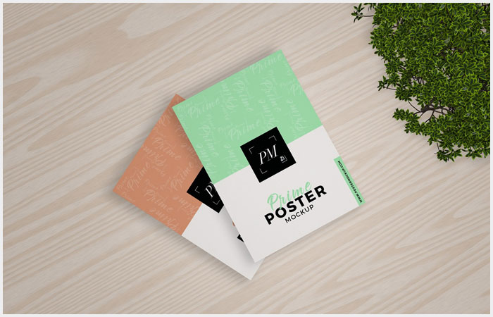 Free-Prime-Posters-Mockup-With-Wooden-Floor-19