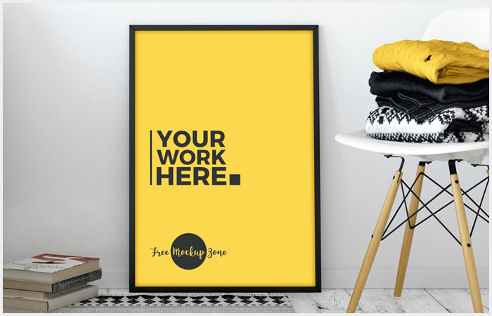 Free-Room-Interior-Standing-Poster-Mockup-PSD-2018-30