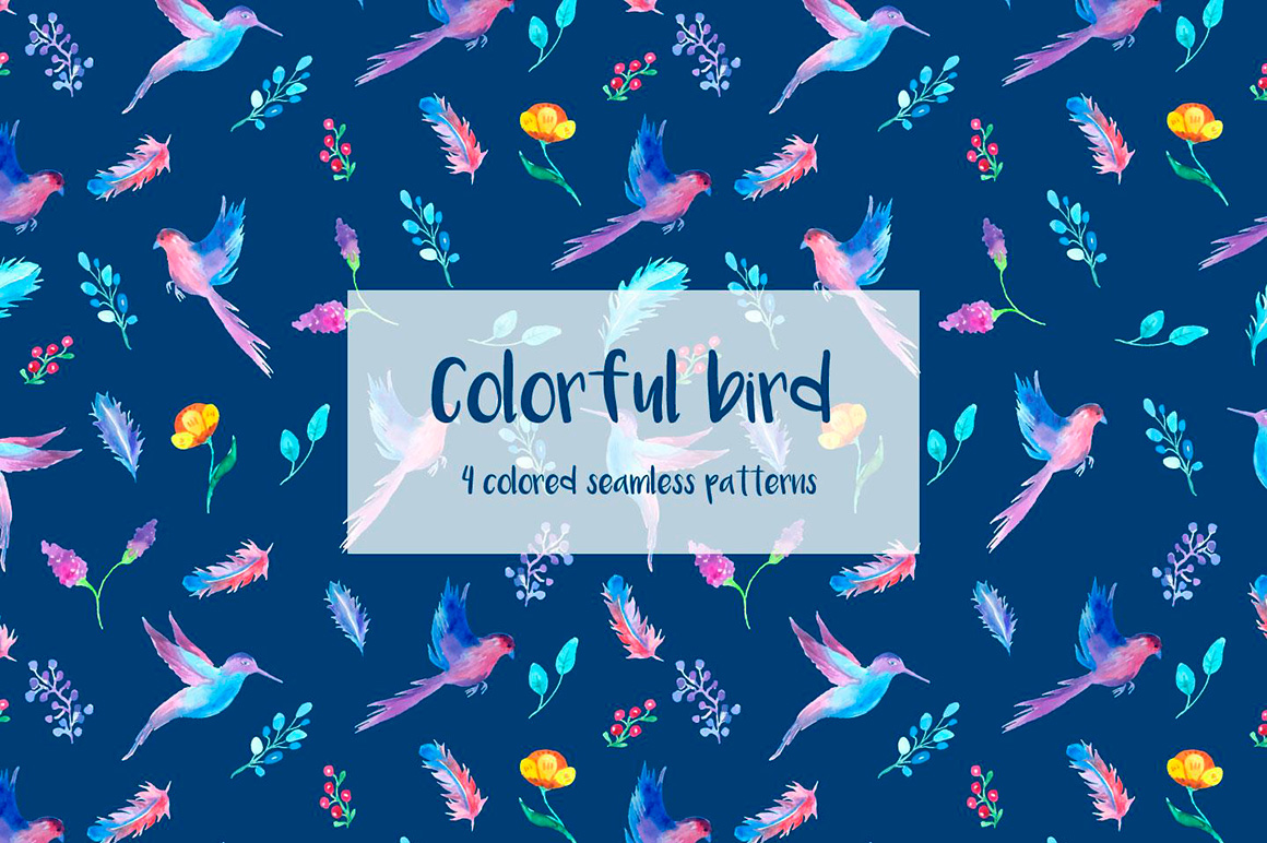 colorful-bird-illustration-vector-free-pattern2