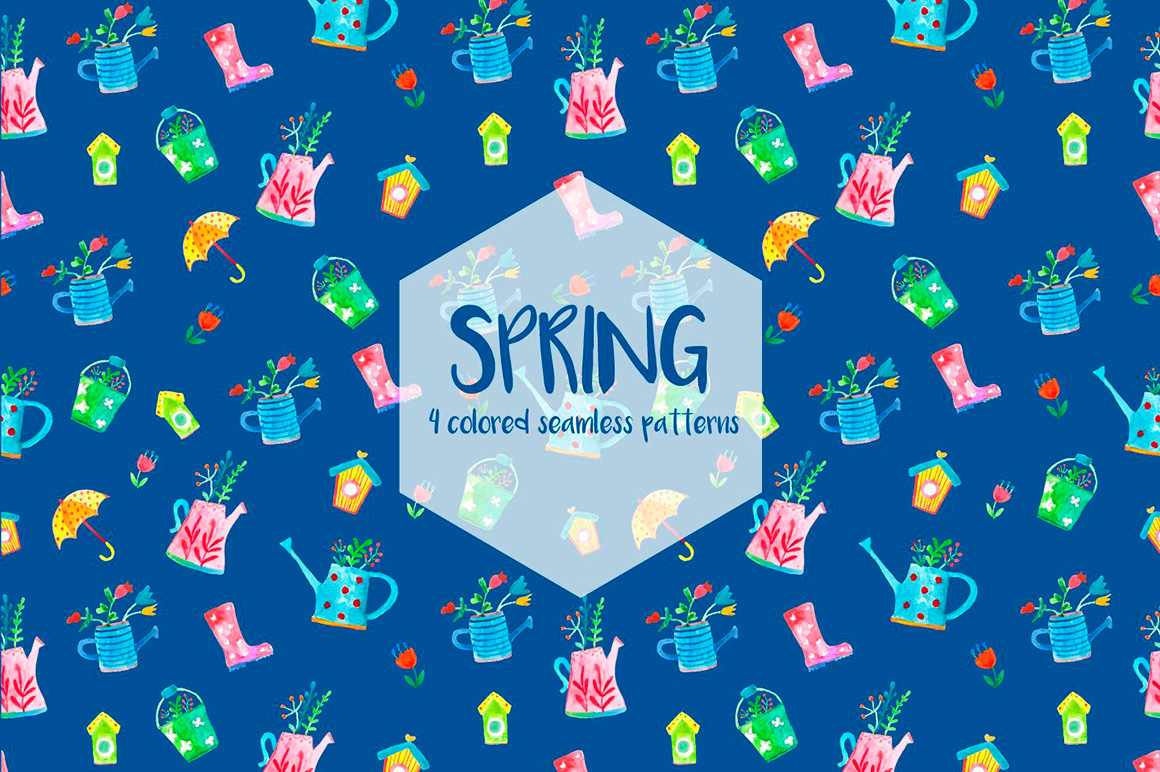 watercolor-spring-vector-free-seamless-pattern-3