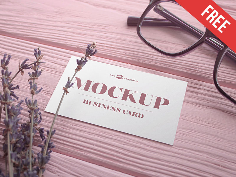 2-Free-Business-Card-V02-Mock-ups-in-PSD
