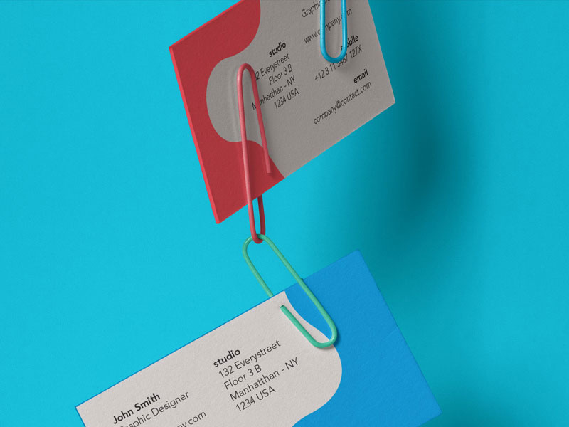 Free-Clipped-Psd-Business-Card-Mockup