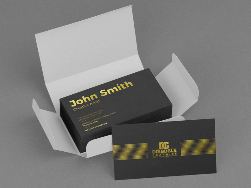 Free-Golden-Foil-Business-Card-Mockup-Psd-2018
