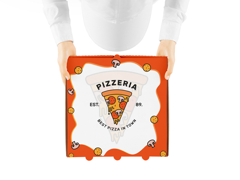 Free-Man-Holding-Pizza-Box-Mockup-For-Packaging-Presentation-600