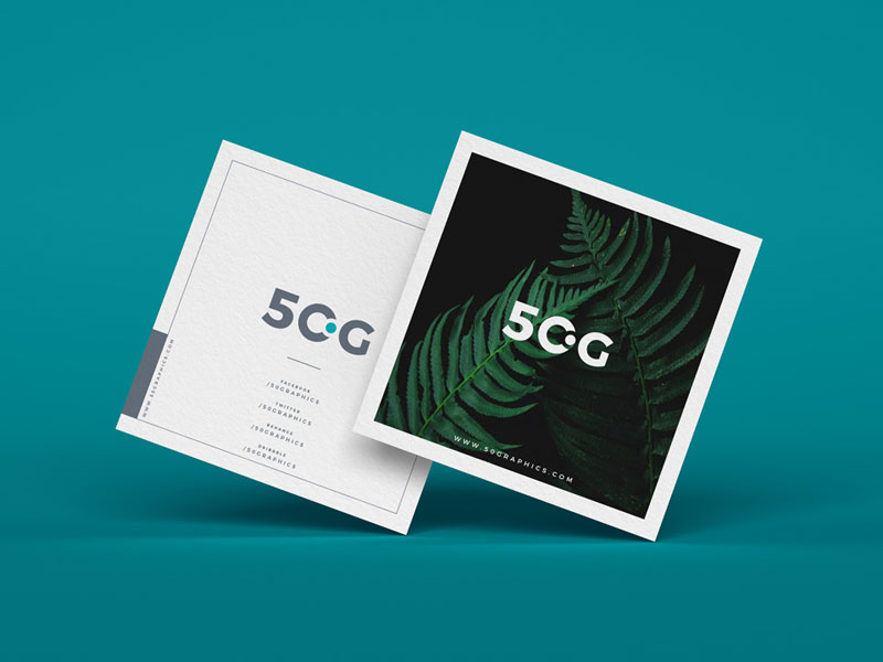 Free-Square-Business-Cards-Mockup-PSD-Design-Template