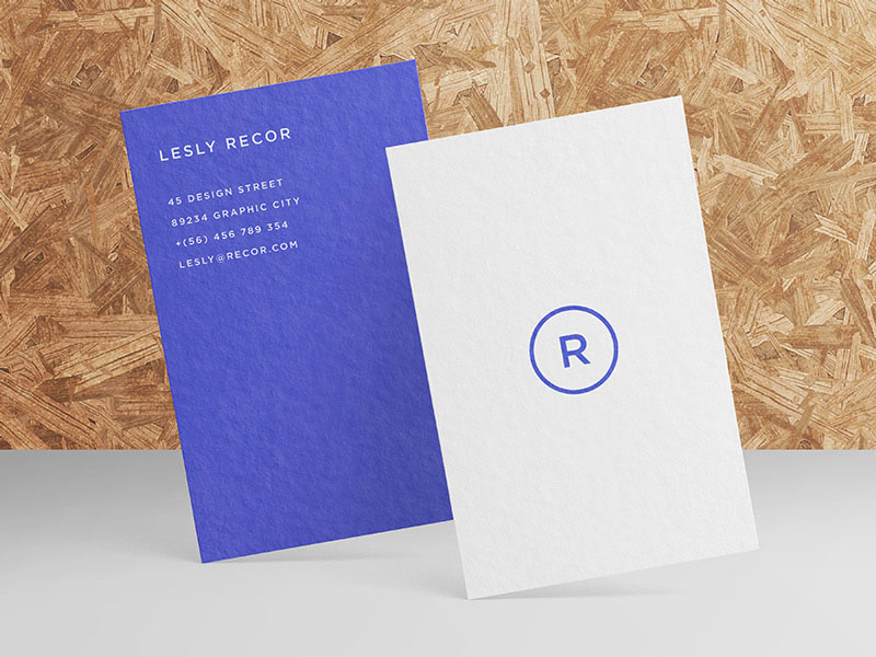 Lesly-Business-Card-Mockup-PSD-Freebie