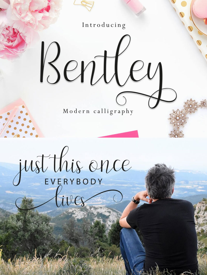 Bentley-Modern-Calligraphy