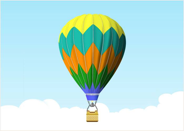 Create-a-Hot-Air-Balloon-in-Adobe-Illustrator