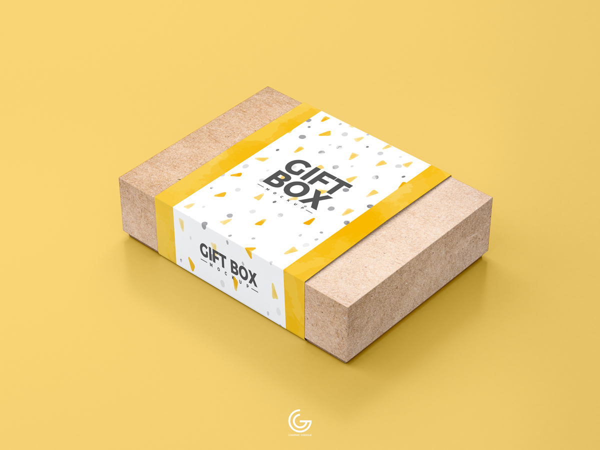 Free-Craft-Paper-Gift-Box-Mockup-PSD-2018