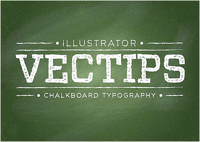 How-to-Create-a-Chalkboard-Vector