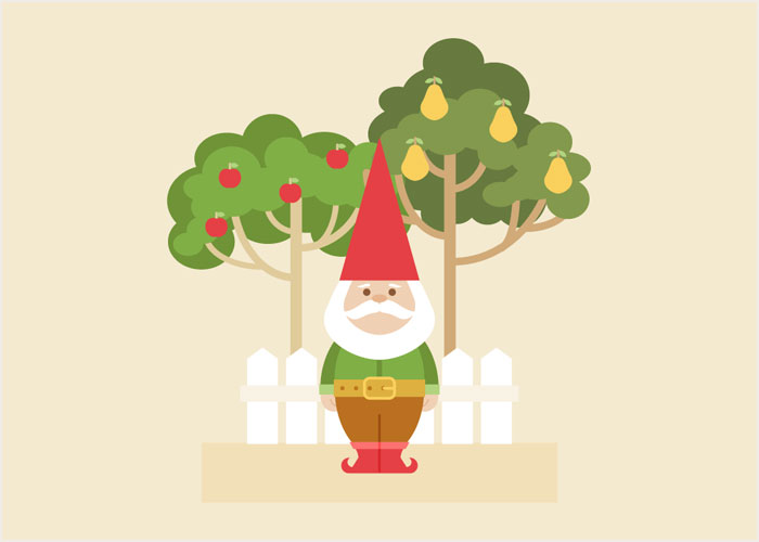 How-to-Create-a-Garden-Gnome-Illustration-in-Adobe-Illustrator