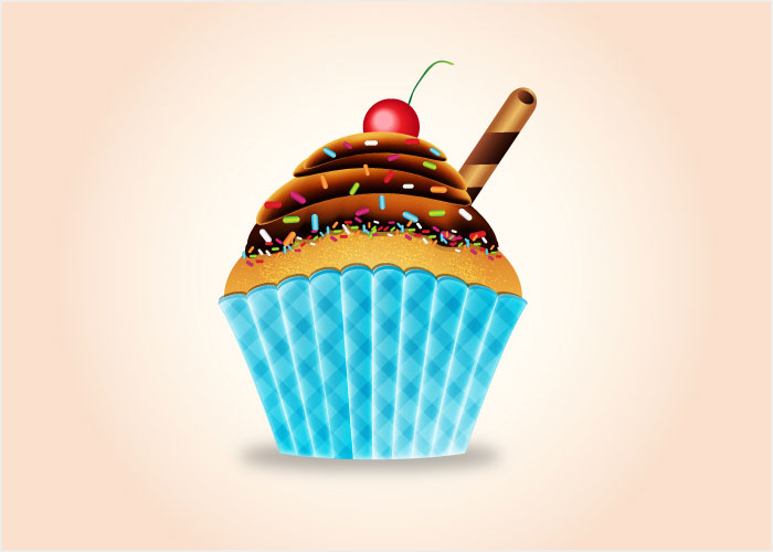 How-to-Create-a-Tasty-Cupcake-in-Adobe-Illustrator