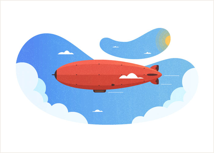 How-to-Create-a-Zeppelin-Illustration-in-Adobe-Illustrator