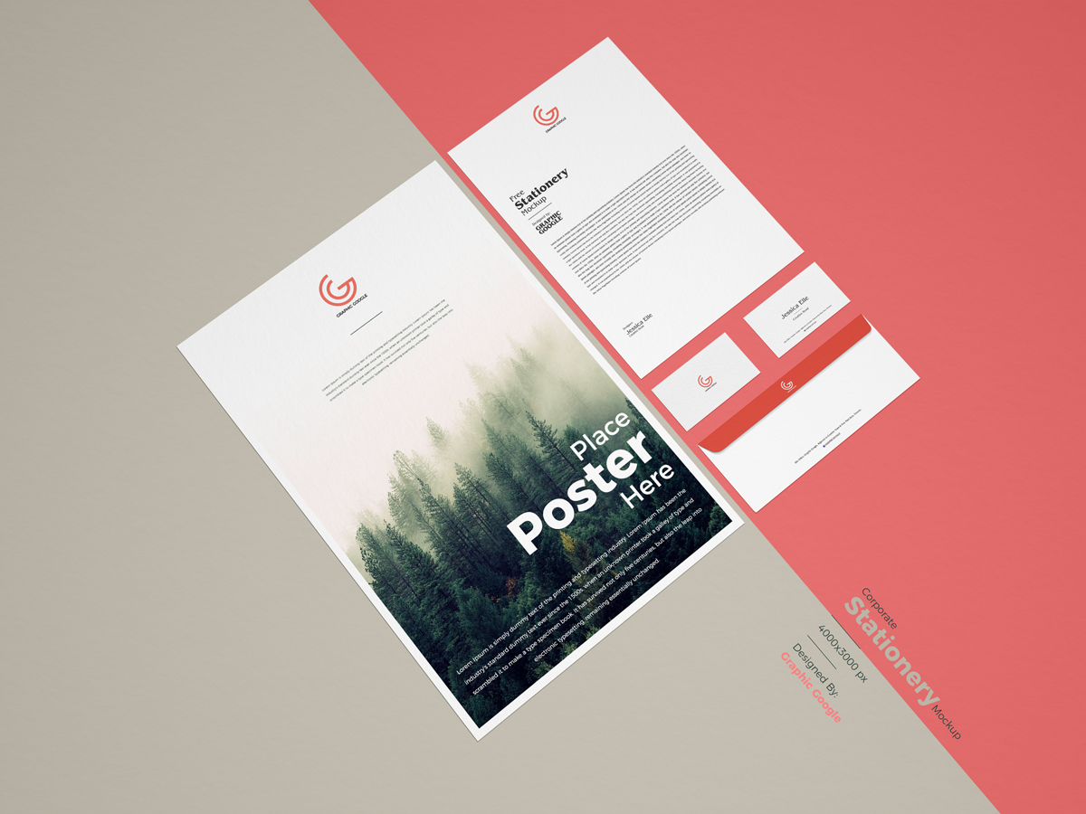 Free-Corporate-Stationery-Mockup-PSD-2018-600