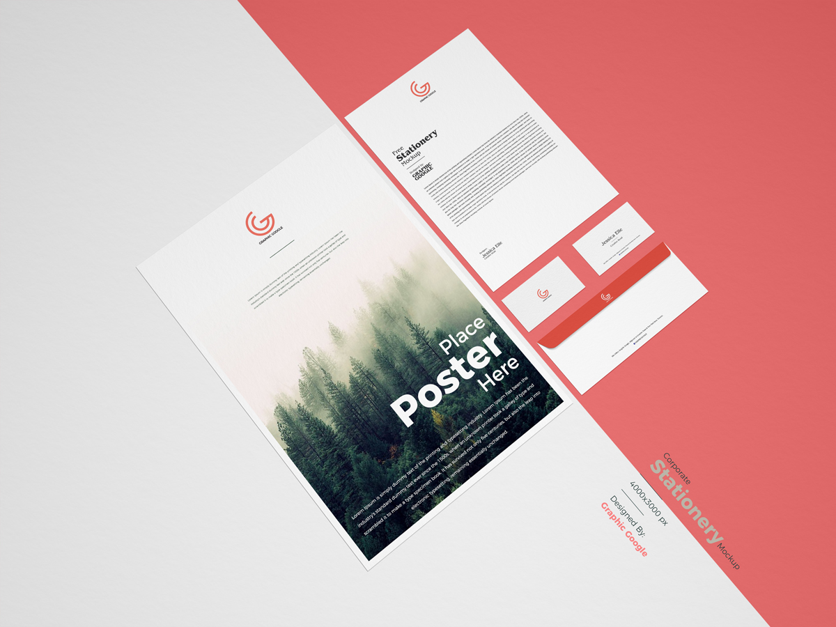 Free-Corporate-Stationery-Mockup-PSD-2018