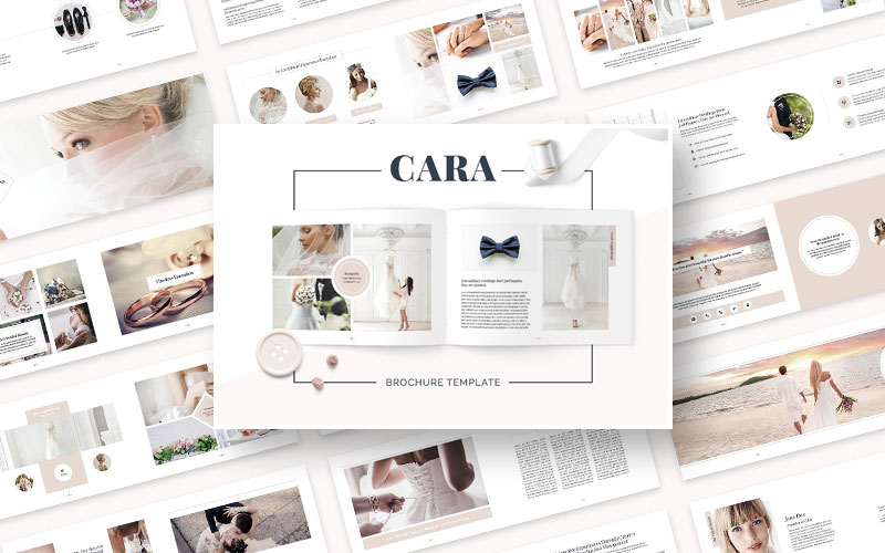 Cara-Brochure-Template