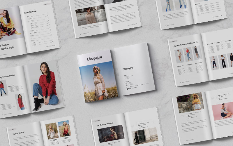 Cleopatra-Brochure-Template