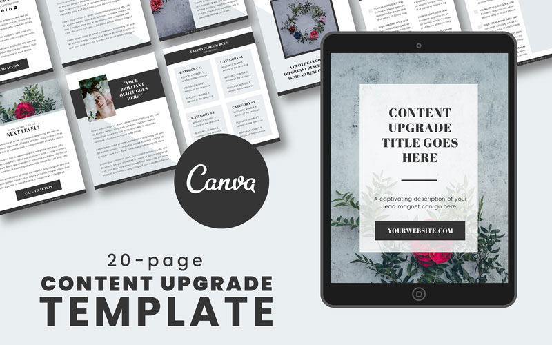 Content-Upgrade-Canva-Template
