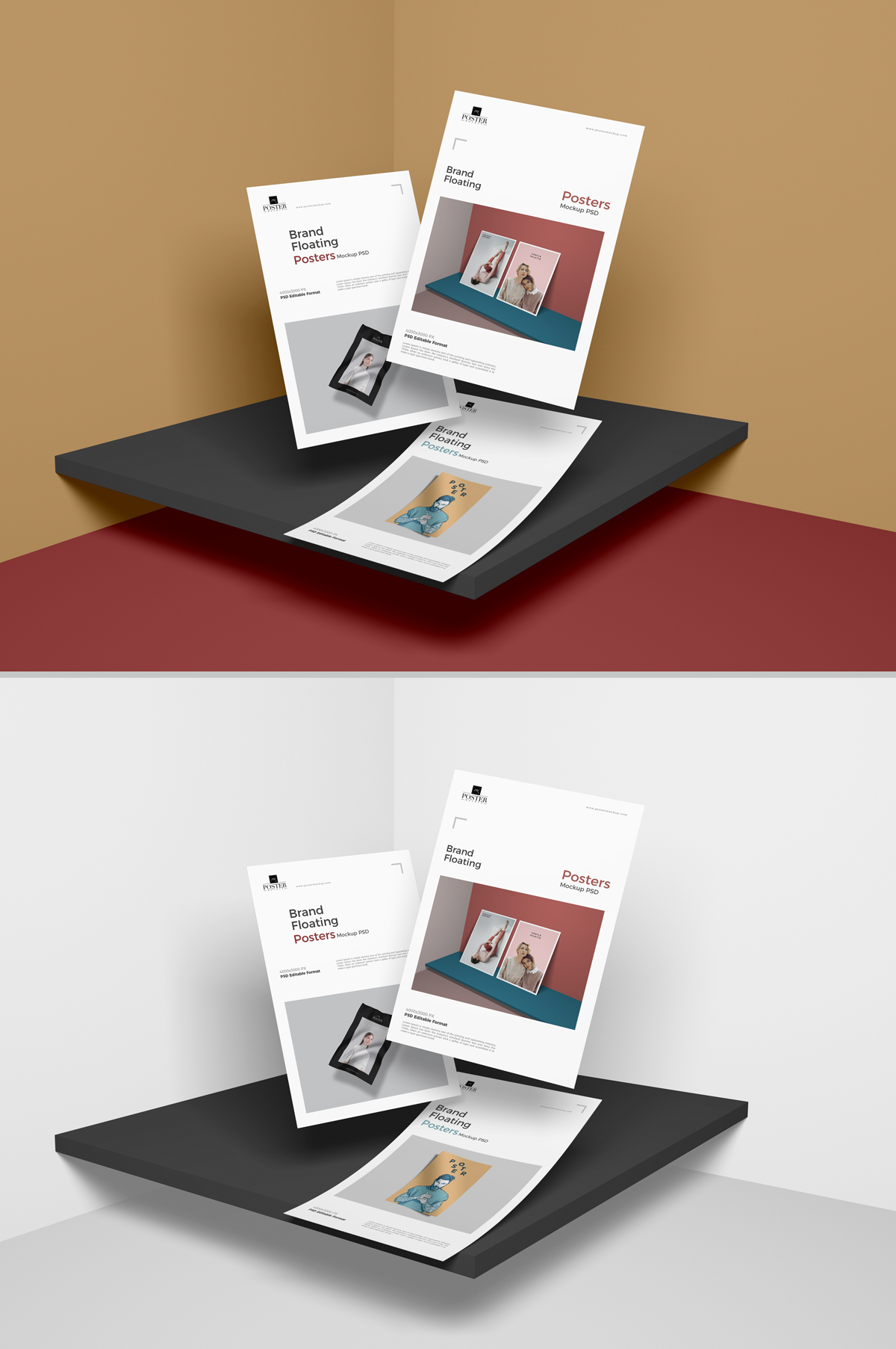 Free-Brand-Floating-Posters-Mockup-For-Presentation