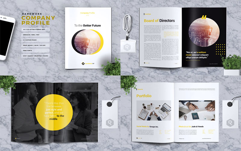 HARDWORK-Company-Profile-Brochure