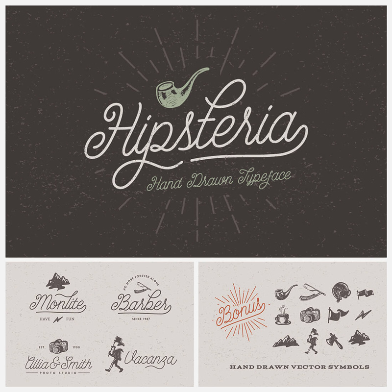 Hipsteria-Hand-Drawn-Typeface