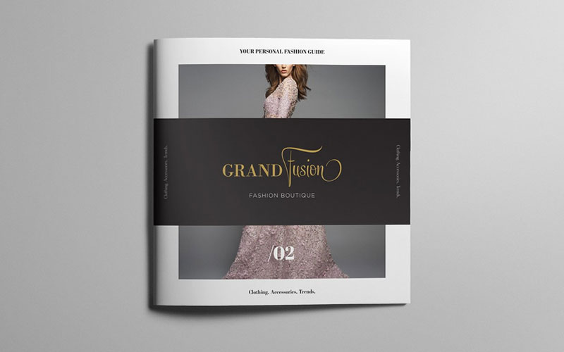 Product-Brochure-Lookbook