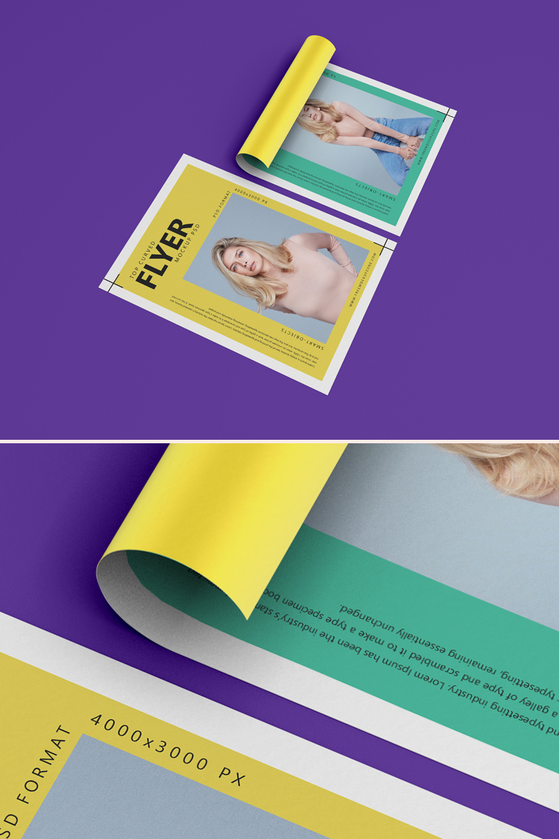 Free-Branding-Flyers-Mockup-Design-For-Presentation
