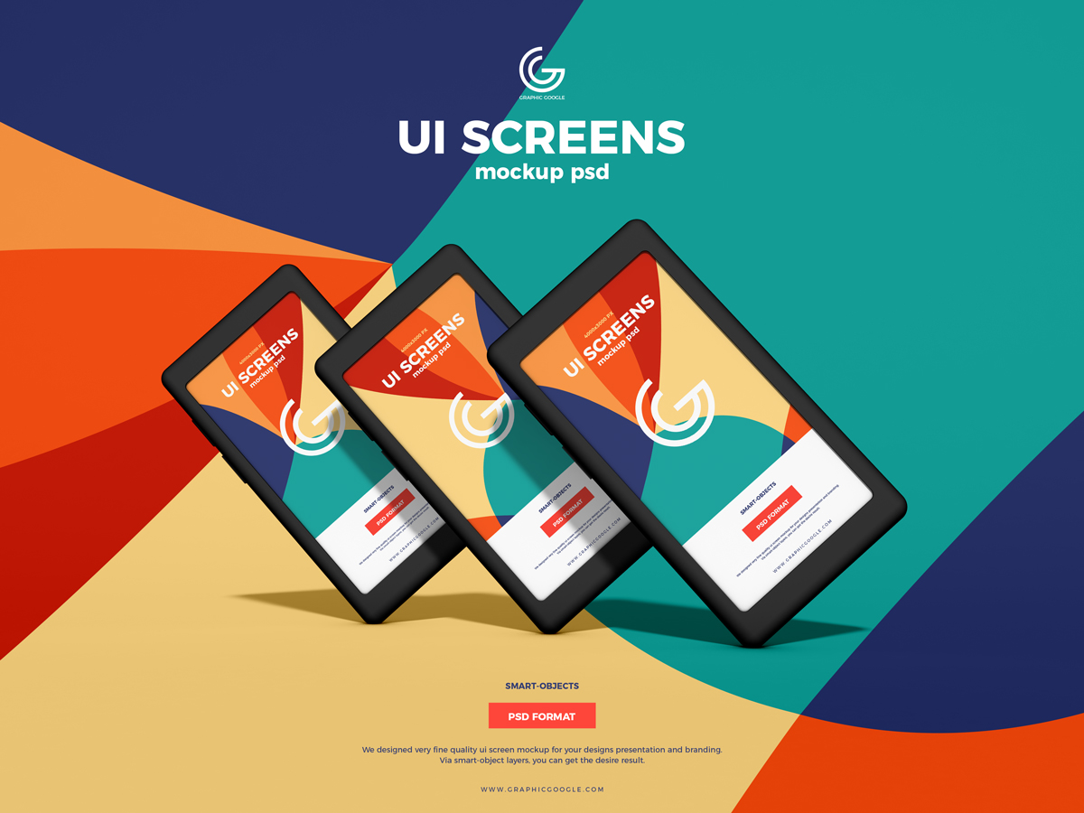 Free-UI-Screens-Mockup-PSD-2019