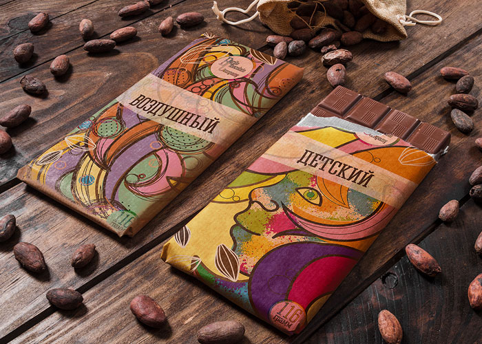 Shokolada-Chocolate-Packaging