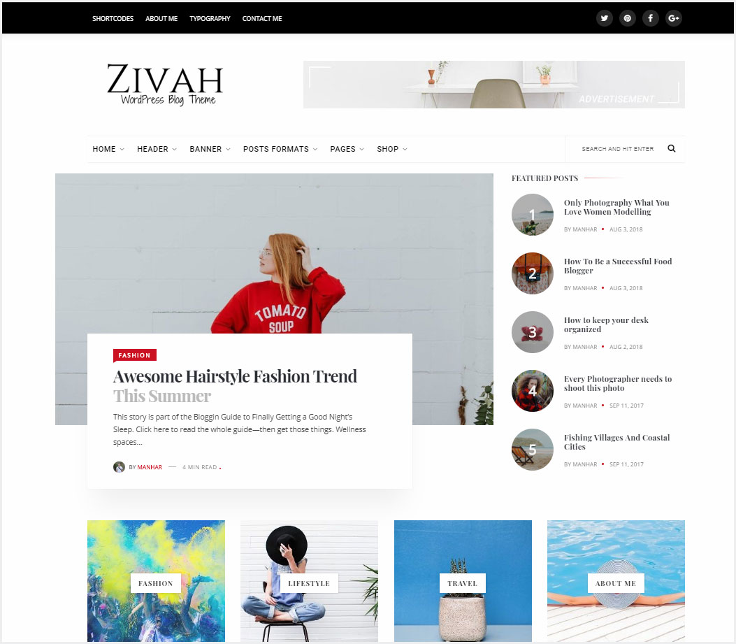 Zivah-Creative-Theme-For-Creative-Bloggers