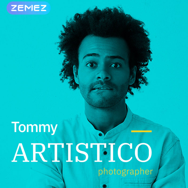 Tommy-Artistico-Photographer-Gallery-Elementor-WordPress-Theme