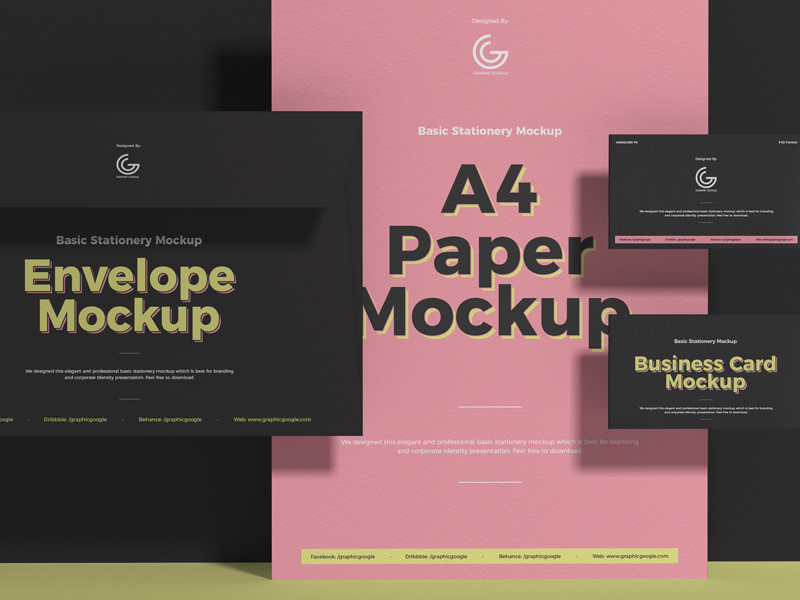 Free-Basic-Stationery-Mockup-Vol-1-600